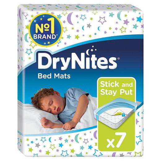 DryNites Bed Mats - 7 Mats