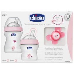 Chicco Gift Set Natural Feeling - Girl