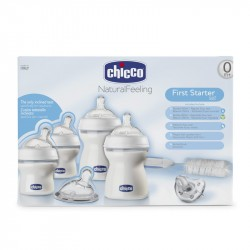 Chicco Set Natural Feeling Large