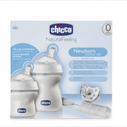 Chicco Set Natural Feeling Small