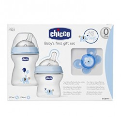 Chicco Gift Set Natural Feeling - Boy