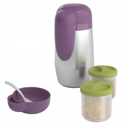 Chicco Thermal Bottle Holder and Food Container