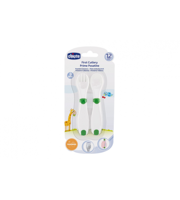 Chicco First Cutlery 12M+
