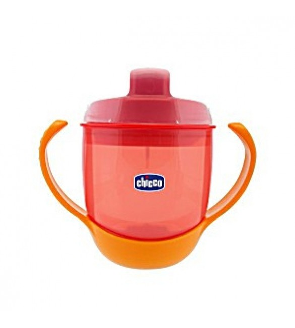 chicco Meal Cup 12M+ Red