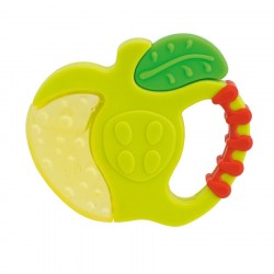 Chicco Fresh Relax Teething Ring (3M+) Apple