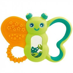 Chicco Funny Relax Teether (6M+) Butterfly