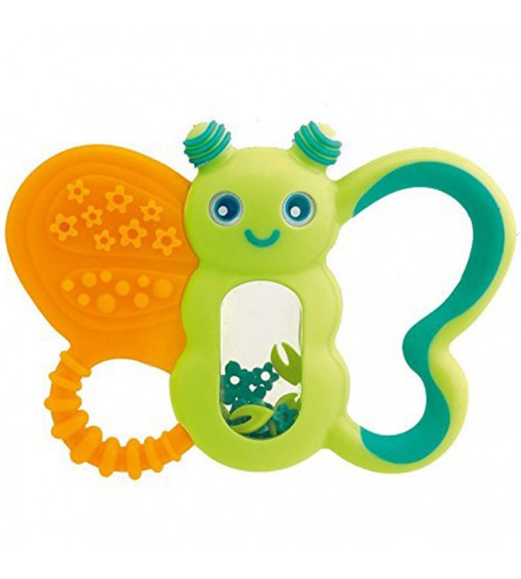 Chicco Funny Relax Teether 6M+ butterfly