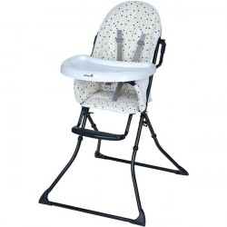 Safety 1st  Kanji High Chair Grey Patches