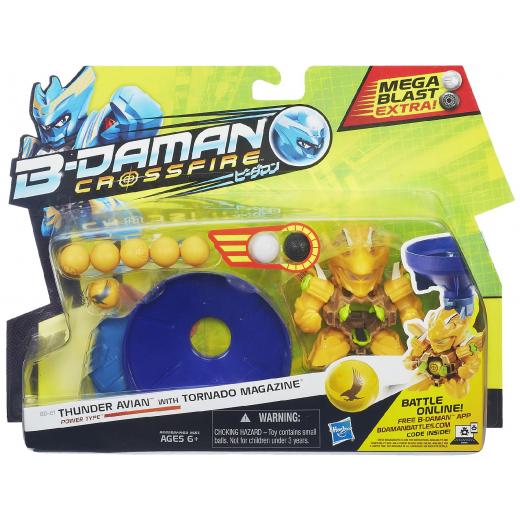 B-Daman Thunder Avian W Tornado Mag