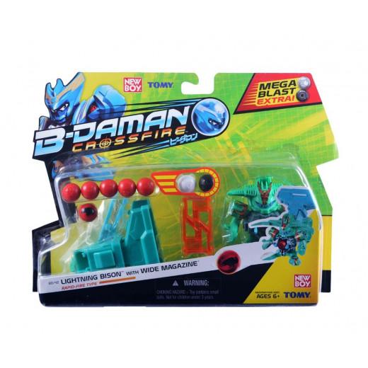 B-Daman Lightning Bison Quick Loader Mag