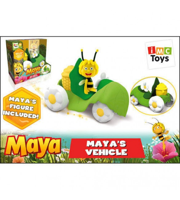 Maya The Bee Vehicle Set