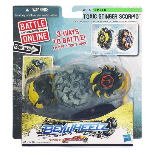 Beywheelz Battler - Toxic Stinger Scorpio