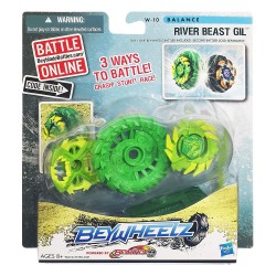 Beywheelz W-10 River Beast Gil Battler