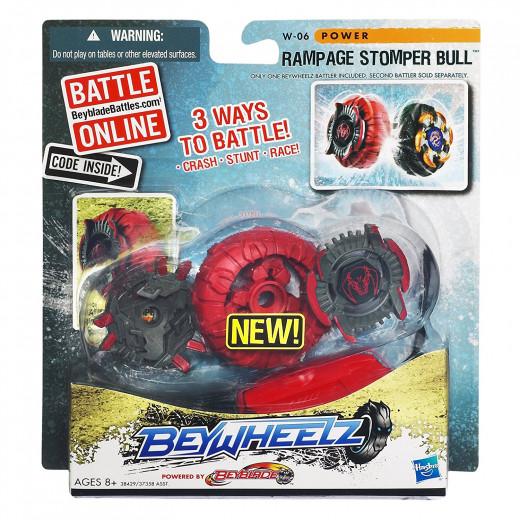 Beywheelz - Rampage Stomper Bull