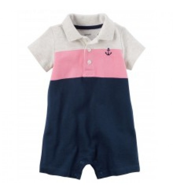 Carter's Polo Romper