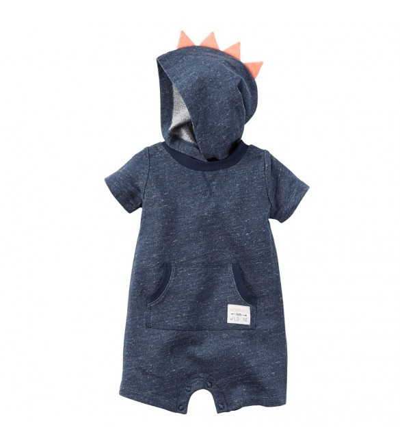 Carter's Hooded  Romper