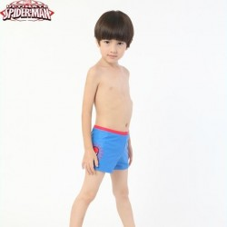 Ultimate SpiderMan Swimming Trunks for Kids - Blue