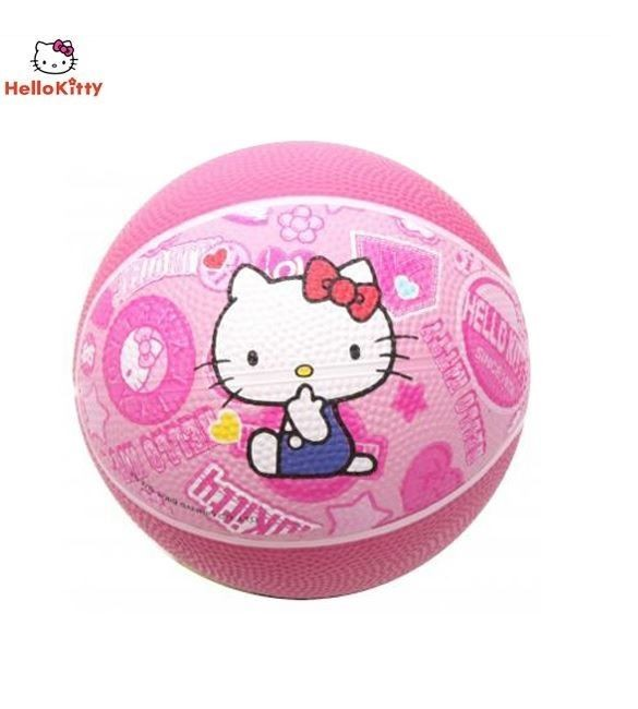 Hello kitty mini basketball
