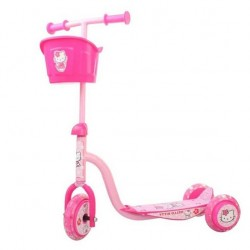 Hello Kitty Scooter with basket