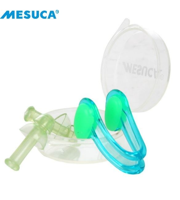 Mesuca Ear & Nose Clip - Green