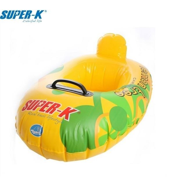Super-K Inflatable Boat - Yellow