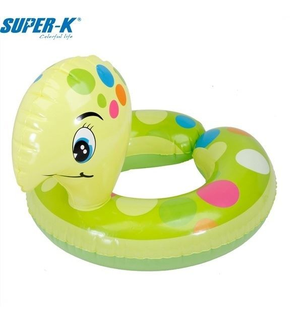 Super-K Swimming Ring - Turtle