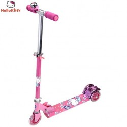 Hello Kitty Scooter With Bell