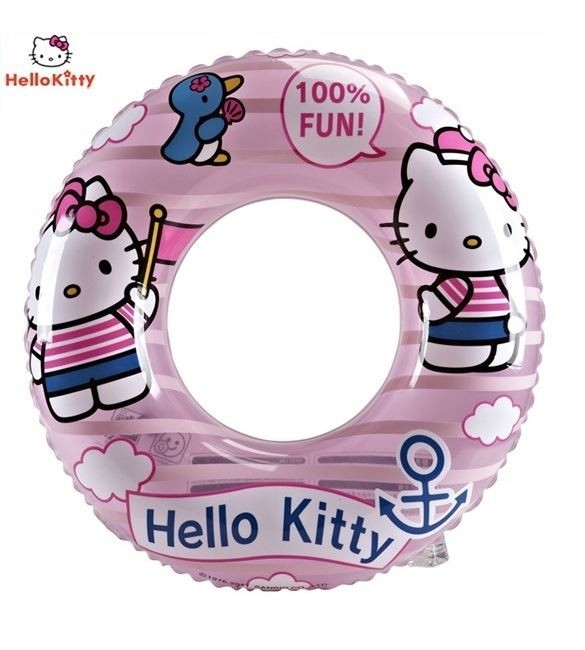 Hello Kitty Swimming Ring