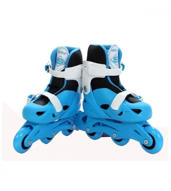 Super-K Adjustable Inline Skate -Blue
