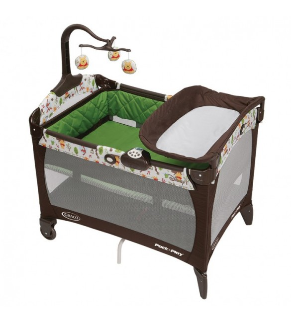 GRACO Arched Woodland Pooh