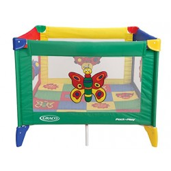 Graco Pack n Play Tot Block Playard