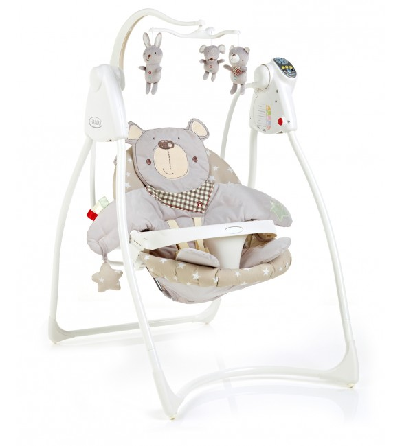 Graco loving hug bear & friends swing