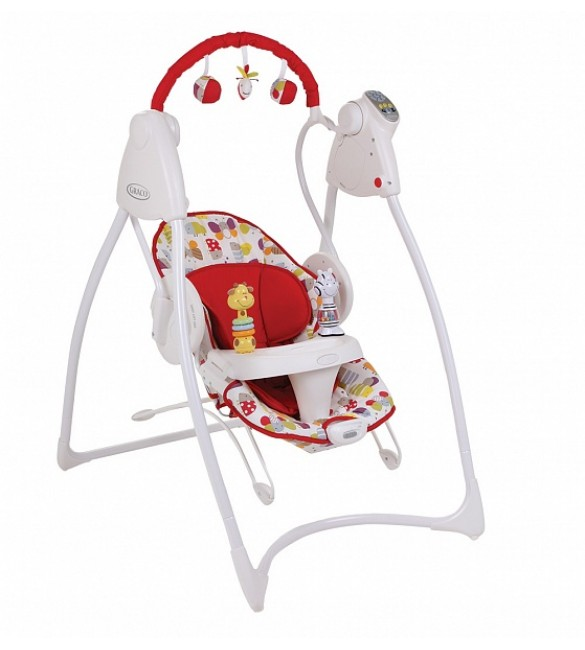 GRACO Swing & bounce -Garden Friend