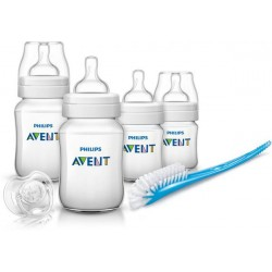Avent Newborn Starter Set - Classic Bottle