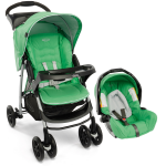 Graco Travel System Mirage Plus-Green Fusion