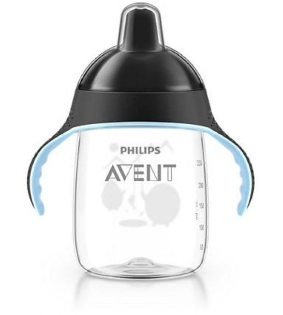 Philips Avent Spout Cup, 340ml - Black