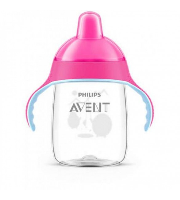 Philips Avent Spout Cup, 340ml - Pink