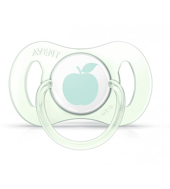 Philips Avent Mini Soother (0-2 Months)