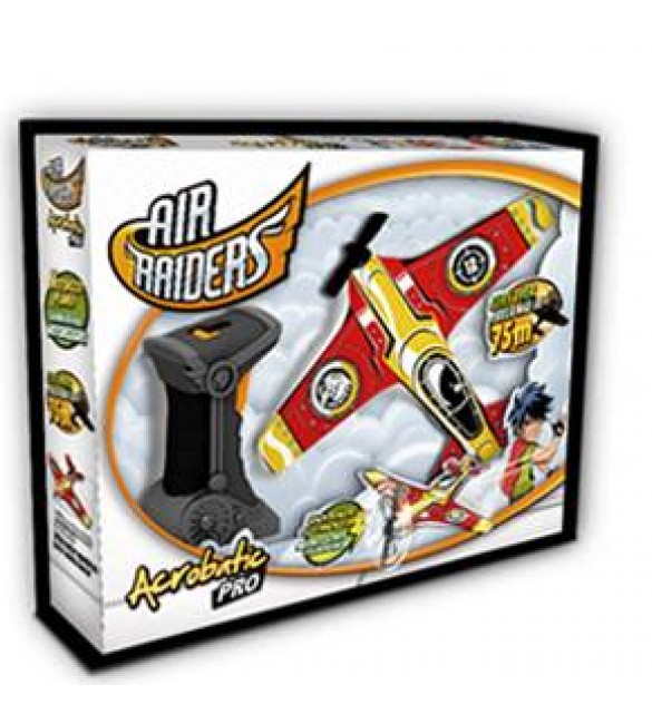 AIR RAIDERS ACROBATIC PRO PLANE SET