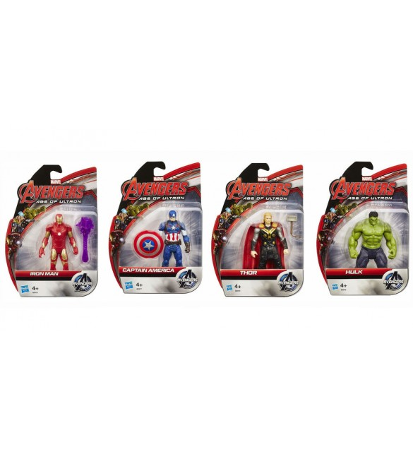 Avengers 3.75 INCH ALL STAR FIGURE AST