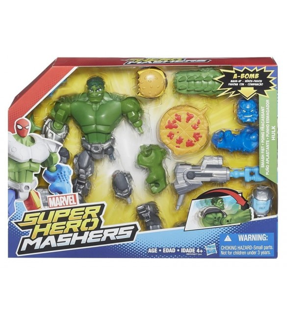 Avengers Hero Mashers FEATURE ACTION FIGURE AST