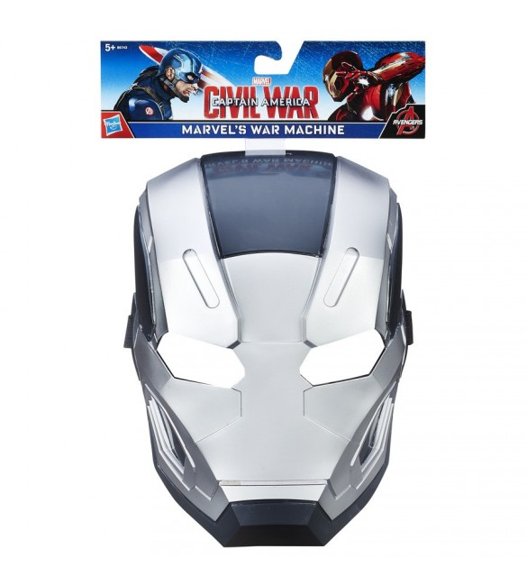 Marvel Avengers Civil War - War Machine Mask