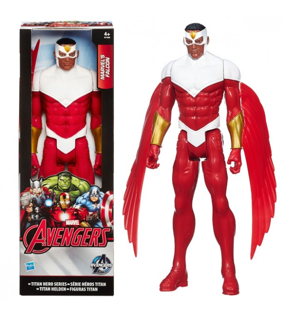 Avengers Titan Hero Figure - Falcon