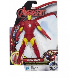 Avengers Iron Man 15Cm MIGHTY BATTLERS