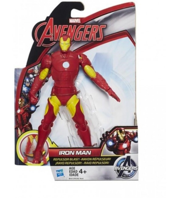 Avengers Iron Man 15Cm MIGHTY BATTLERS