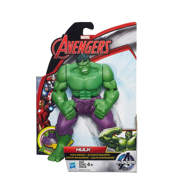 Avengers Hulk 15Cm MIGHTY BATTLERS