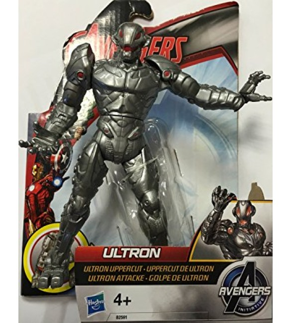 Avengers Ultron15Cm MIGHTY BATTLERS