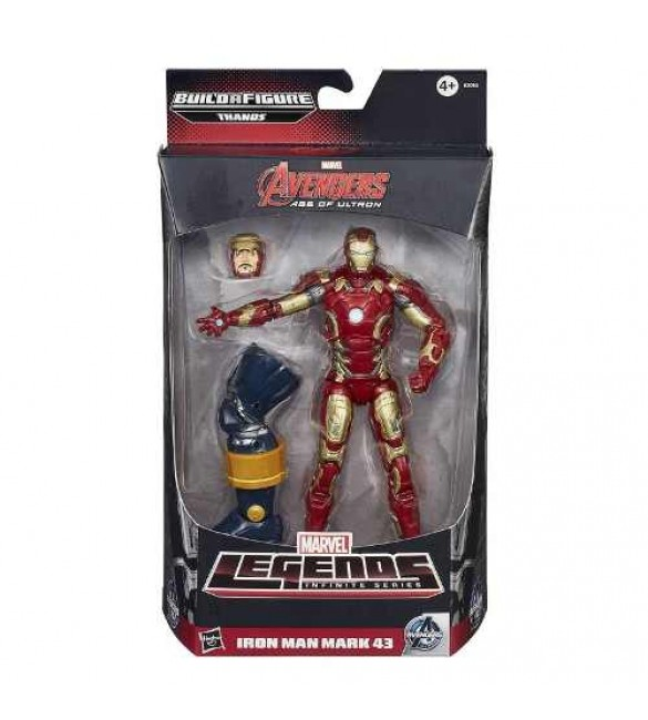 Avengers Iron Man 15Cm INFINITE SERIES LEGENDS