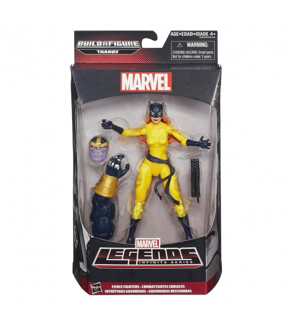 Avengers Hellcat 15Cm INFINITE SERIES LEGENDS