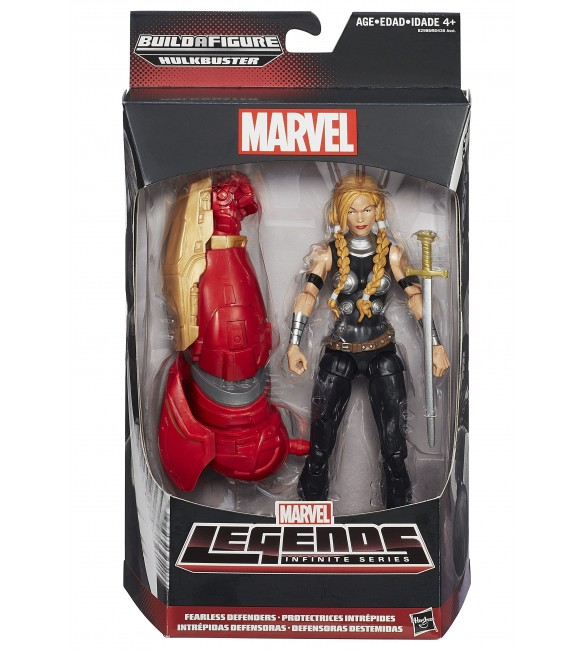 Avengers Valkyrie 15Cm INFINITE SERIES LEGENDS